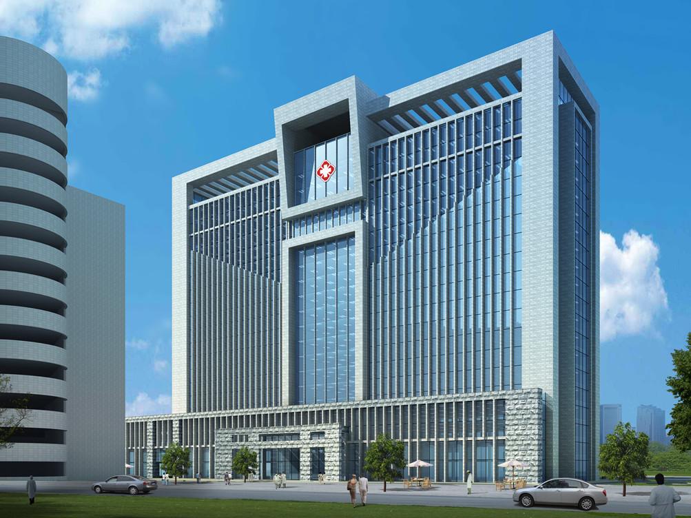 常德市第一人民医院 - 长沙市规划设计院有限责任公司