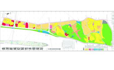 南湖新城控制性详细规划
