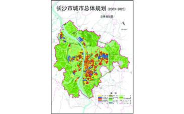 千亿国际手机版城市总体规划
