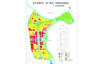 千亿国际手机版黎托片(武广新区)控制性详细规划
