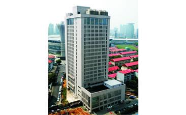 湖南省财政厅后勤综合楼