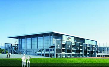 中南林业科技大学体育馆