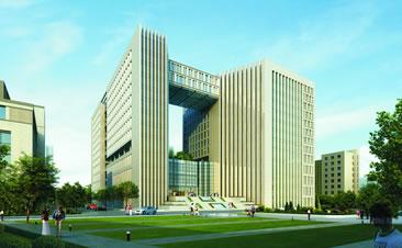 中南林业科技大学文科实验大楼
