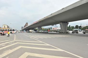 长沙大道改造工程